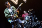 Weezer @ Downsview Park. July 12, 2013.