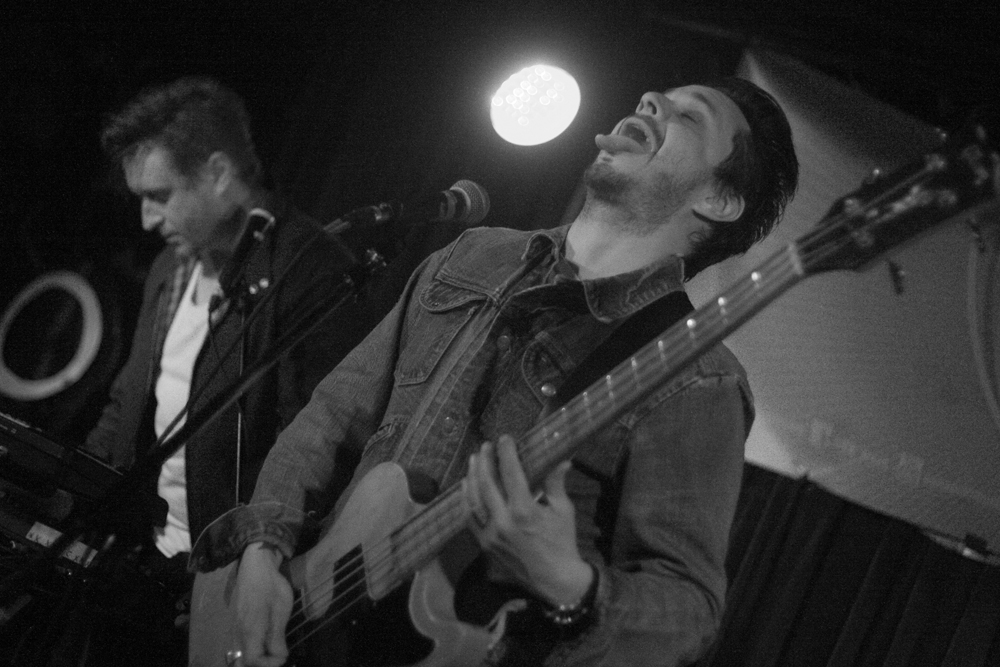 We Are Wolves playing a Canadian Music Week showcase at The Silver Dollar. Full set of CMW photos coming soon